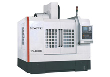 LV-1060E/LV-860E Vertical Machining Centers