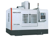 LV-1370/LV-1170 Vertical Machining Centers