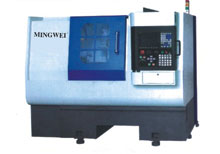 CNC numerical controlled turning machine